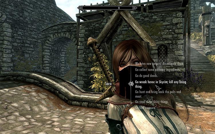 Sokco's Guild Starter Skyrim mod