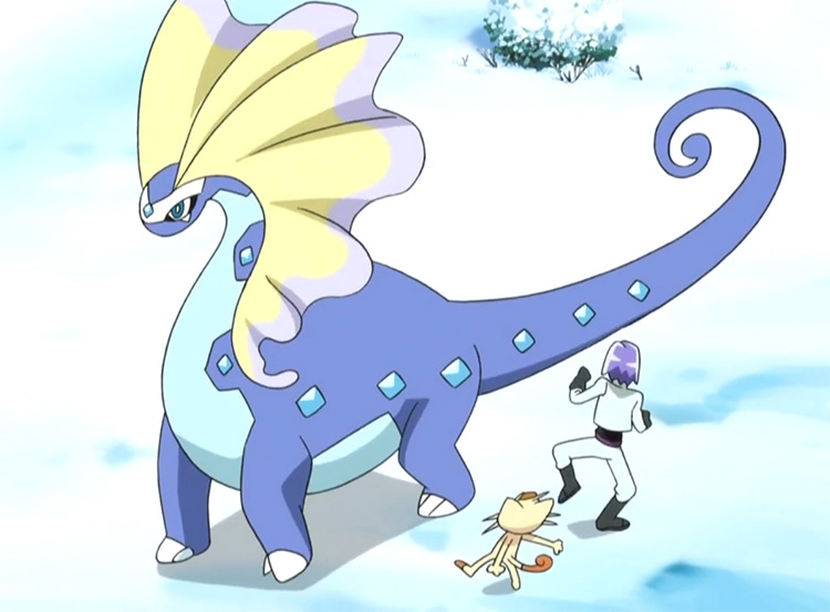 Aurorus in Pokemon Anime