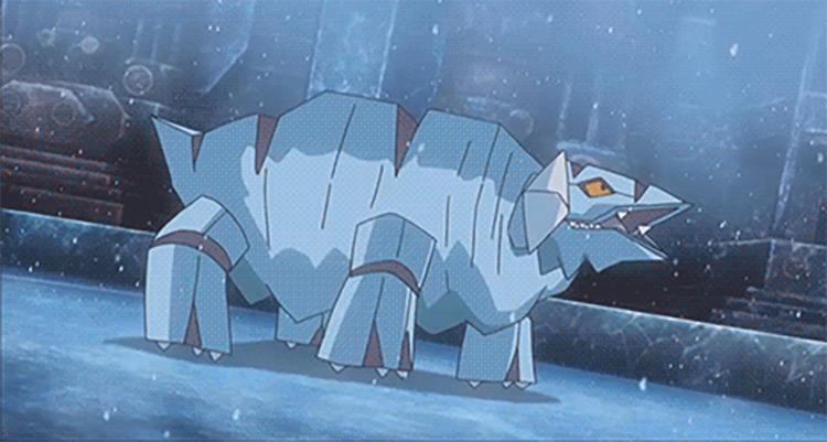 Avalugg in Pokemon Anime