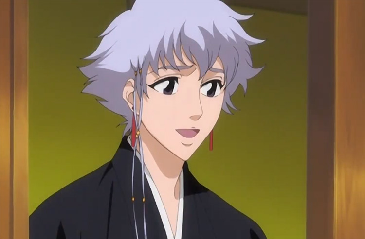 Isane Kotetsu in Bleach anime