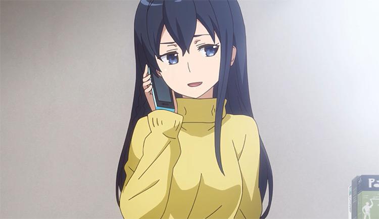 Kohiruimaki Karen in SAO Alternative Gun Gale Online anime