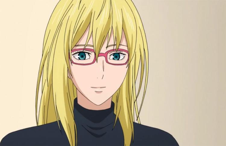 Alexandra Garci in Kuroko no Basuke anime