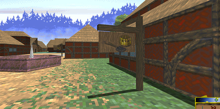 Archaeologists Daggerfall Unity mod
