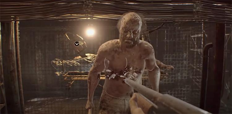 Resident Evil 7: Biohazard gameplay screenshot