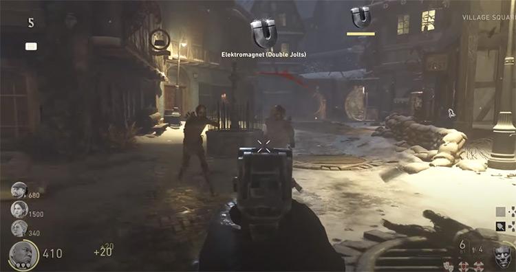 Call of Duty: Zombies gameplay screenshot