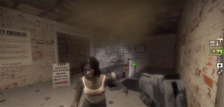 Left 4 Dead 2 gameplay screenshot