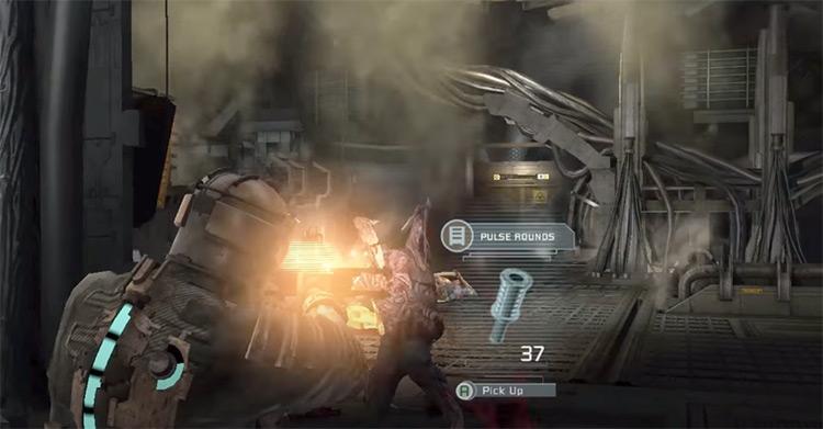 Dead Space gameplay screenshot