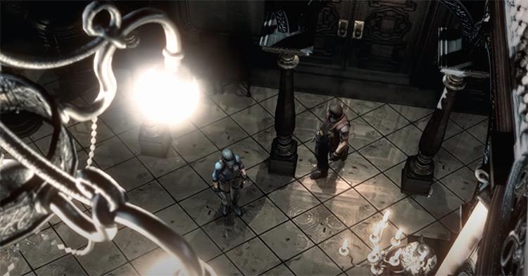 Resident Evil (2002 Remake) gameplay screenshot