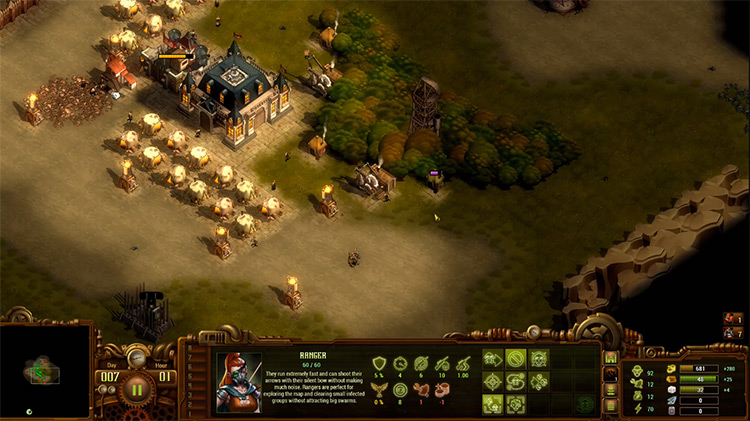 They Are Billions gameplay screenshot