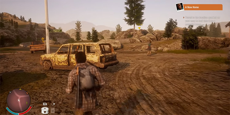State of Decay 2 gameplay screenshot