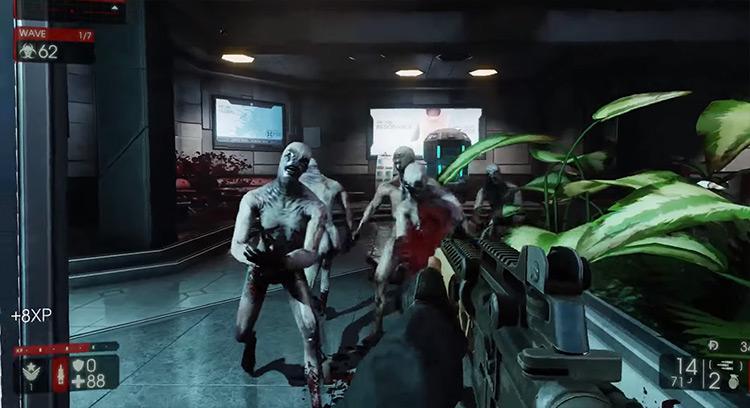 Killing Floor 2 gameplay screenshot