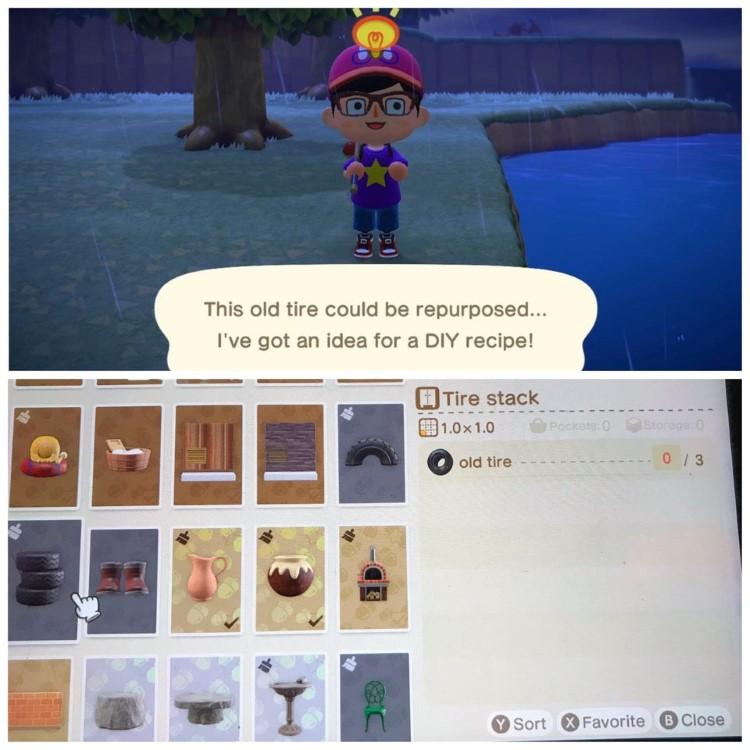 DIY show meme parody Animal Crossing