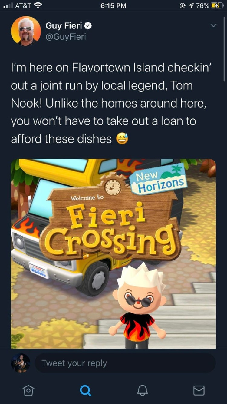 Welcome To FIeri Crossing
