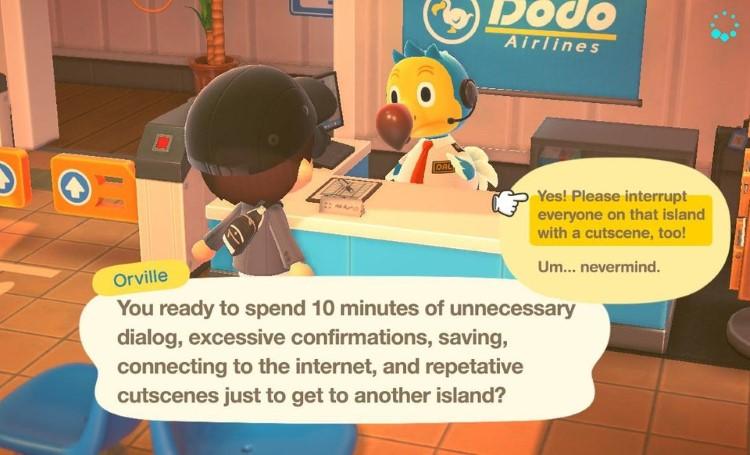 Spend time in dialog menus meme