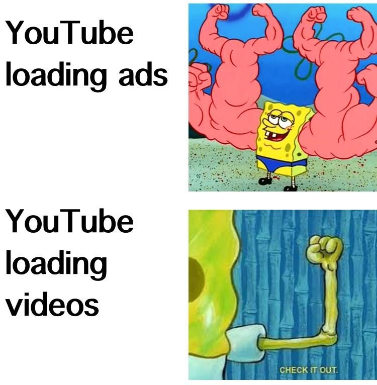 Loading ads vs. Loading videos