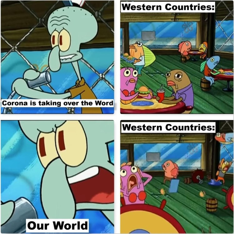 Taking over the world - our world meme