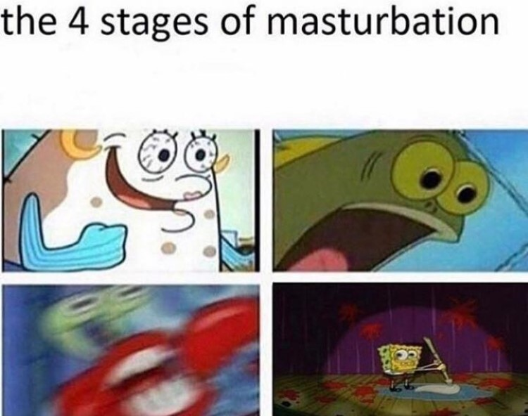 Four stages clean meme