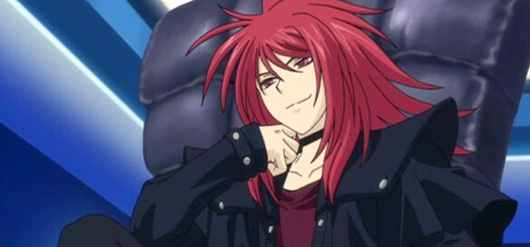Ren Suzugamori anime screenshot