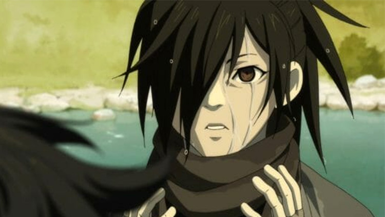 Hyakkimaru from Dororo anime