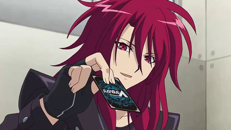 Ren Suzugamori from Cardfight!! Vanguard screenshot