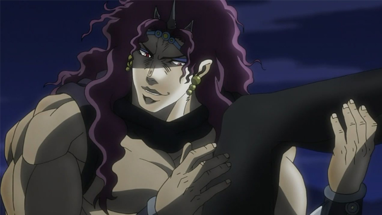 Kars from JoJo's Bizarre Adventure anime