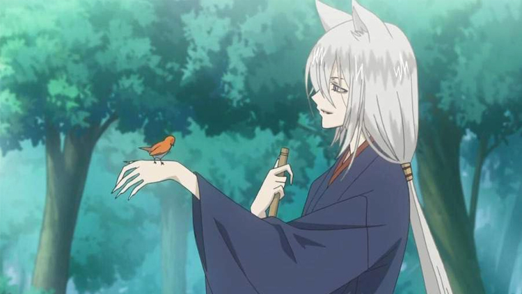Tomoe Kamisama Kiss anime screenshot