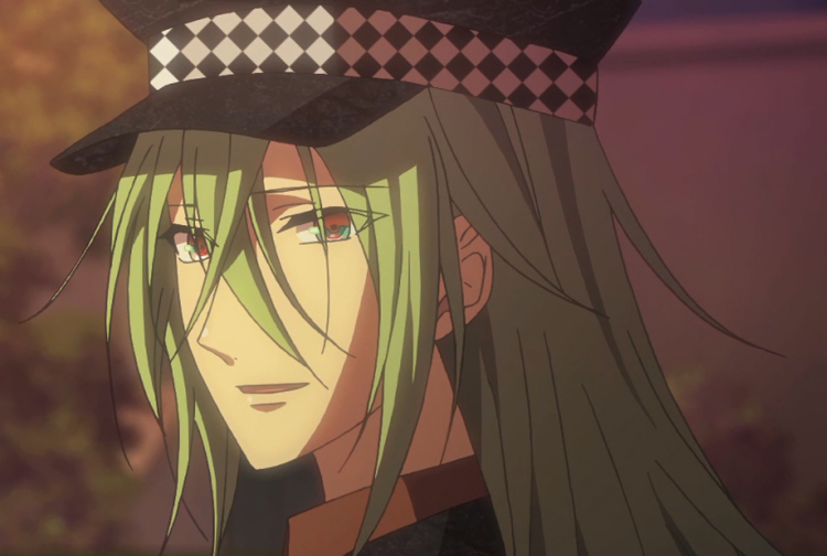 Ukyo from Amnesia anime screenshot