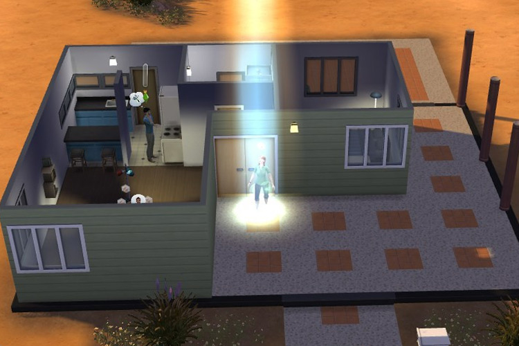 UFO Investigator Aspiration Sims mod