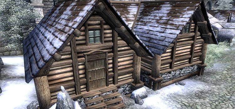 Oblivion Bruma house screenshot