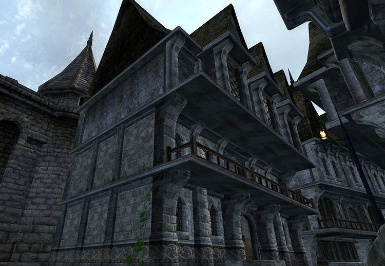 Rosethorn Hall TES IV Oblivion screenshot