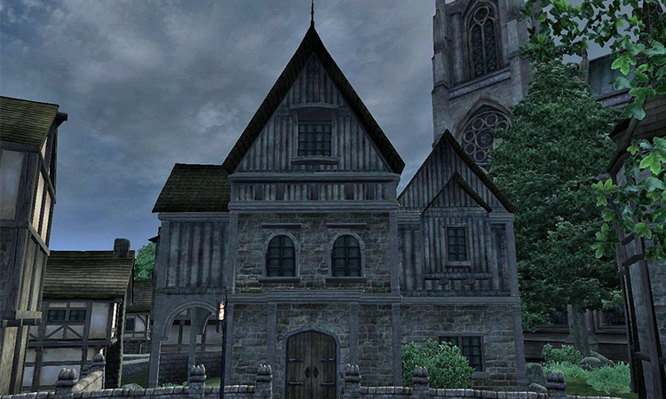 Arborwatch from TES IV Oblivion game