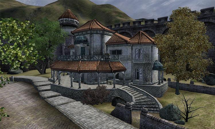 Benirus Manor TES IV Oblivion game screenshot