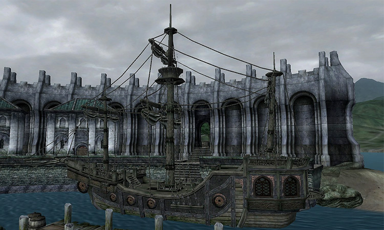 The Marie Elena from TES IV Oblivion