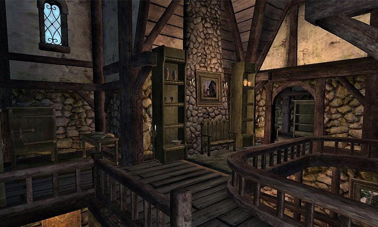 Cheydinhal House TES IV Oblivion gameplay screenshot
