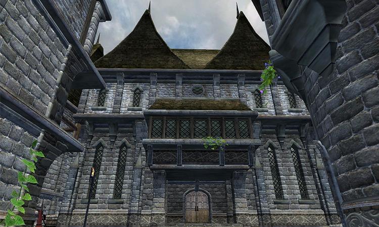 Summitmist Manor TES IV Oblivion screenshot
