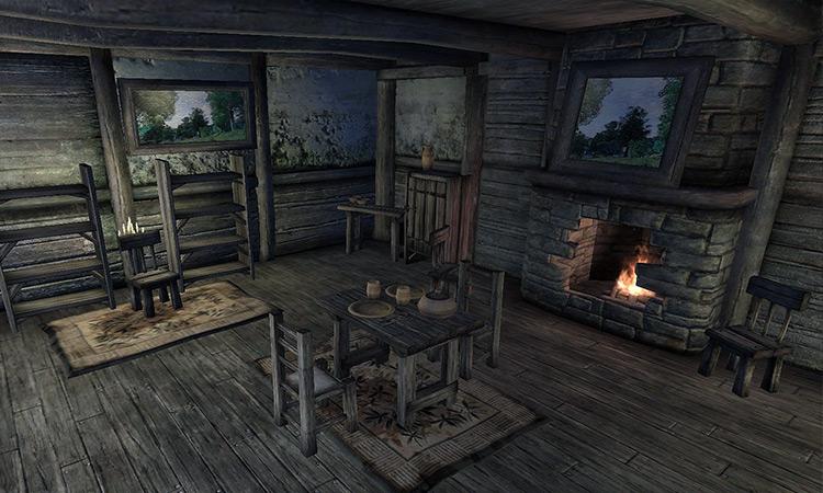 Bravil House TES IV Oblivion game screenshot