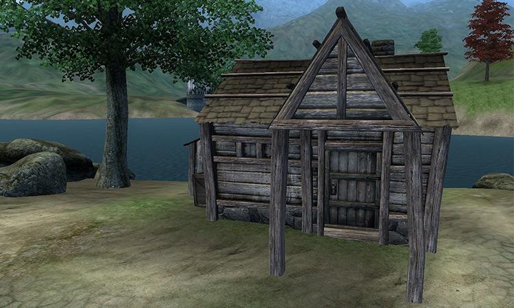 Imperial City House TES IV Oblivion screenshot