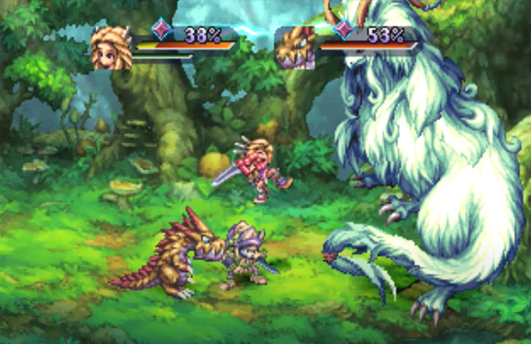 Legend of Mana screenshot