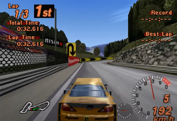 Gran Turismo 2 screenshot