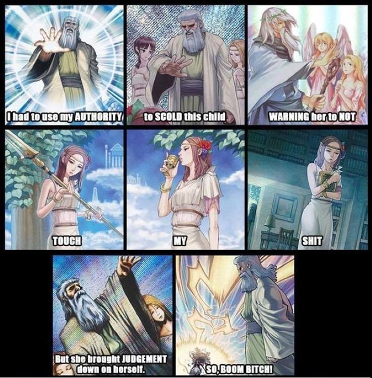Final Judgement yugioh card meme
