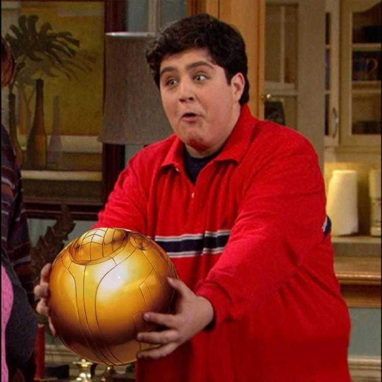 Josh its spherical YuGiOh God of Ra meme