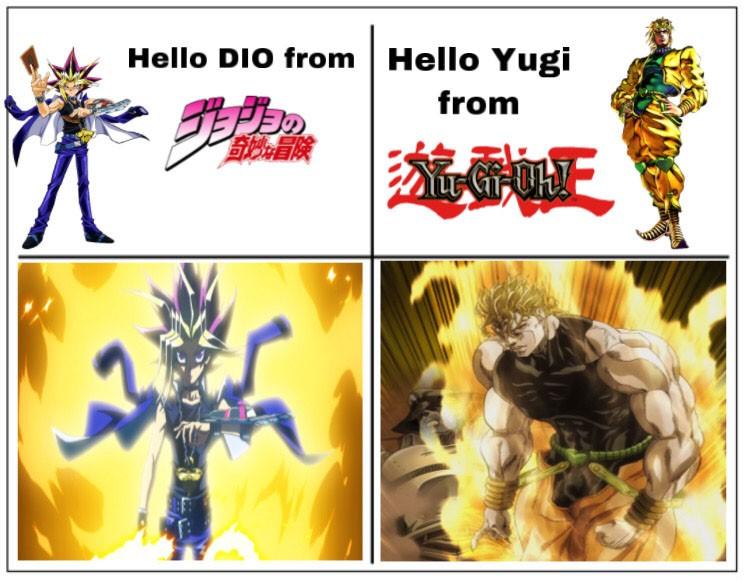 Yami yugi battle meme