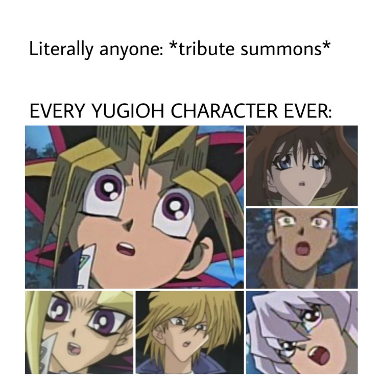 Tribute summoning is a big deal
