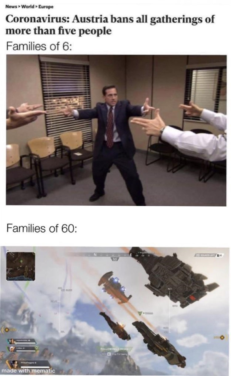 The office meme crossover