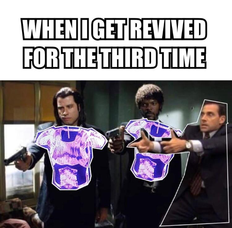 Revived for the 3rd time meme Steve Carrell