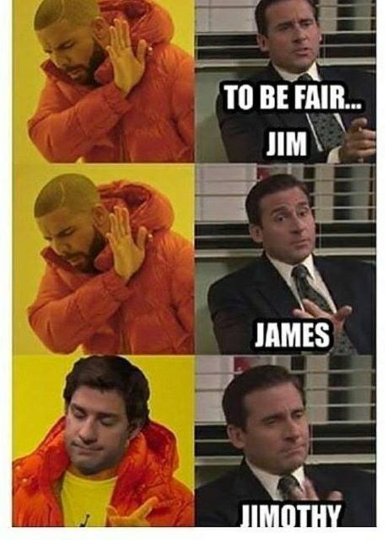 To be fair Jimothy meme