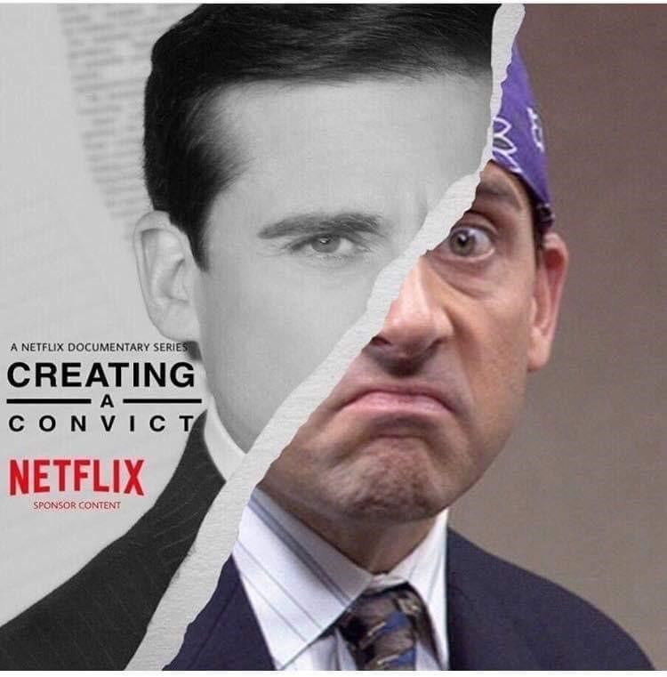 Michael Big Mike Netflix joke