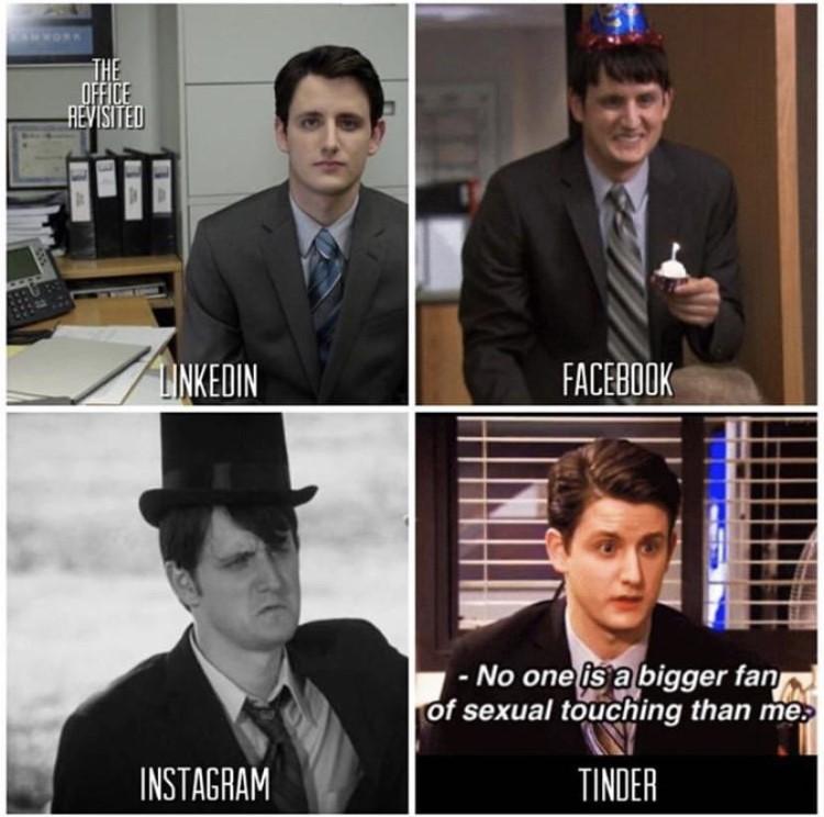 Jared The Office meme