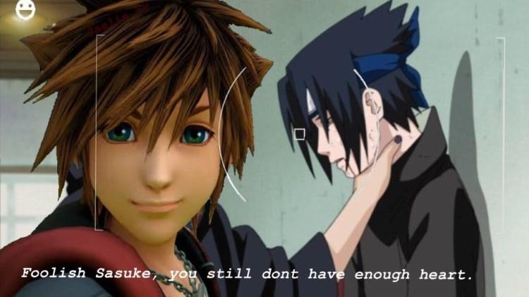 Foolish Sasuke joke