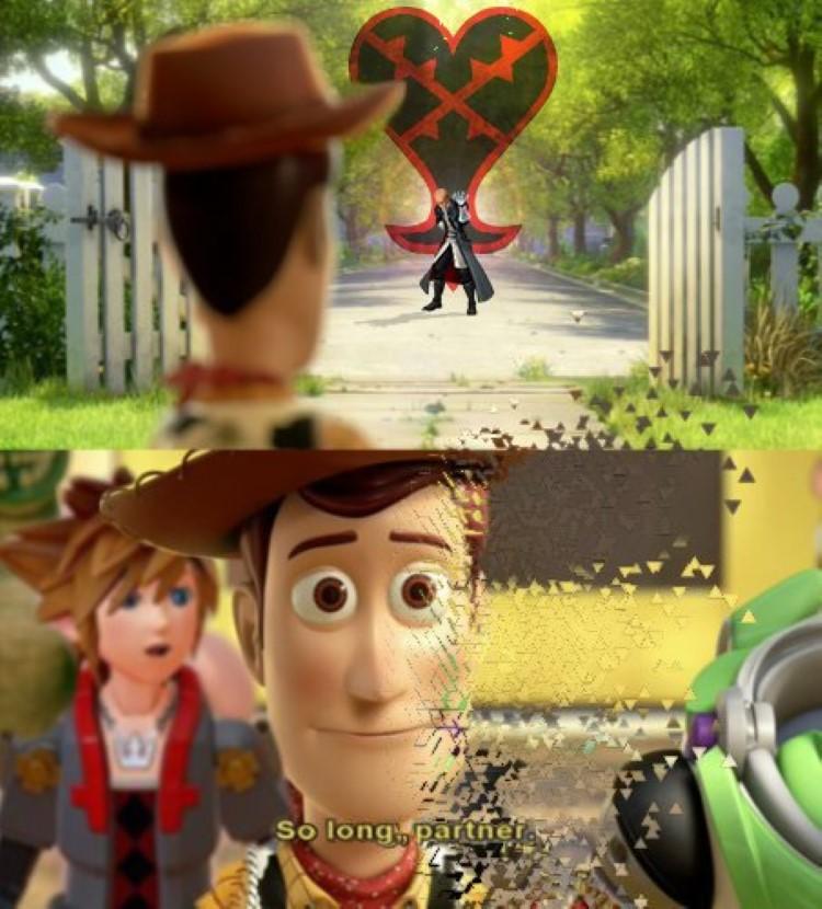 Woody so long partner joke KH